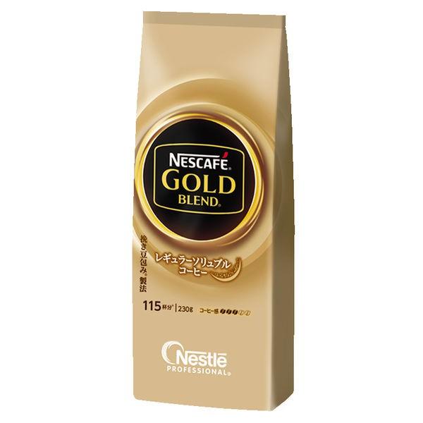 雀巢Nescafe Gold Blend 金牌咖啡 補充包 230g J307291