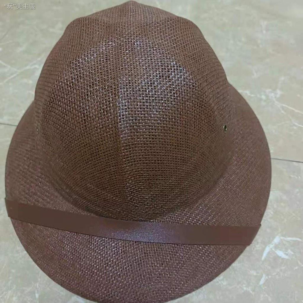 男女兒童夏季馬術帽教練帽越南頭盔帽子漁夫帽安全帽戶外遮陽草帽