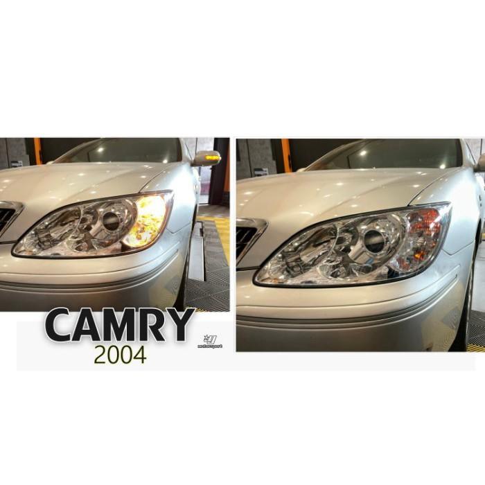 JY MOTOR 車身套件~全新CAMRY 冠美麗 2004 2005 04 05原廠型 HID版 晶鑽 魚眼 大燈