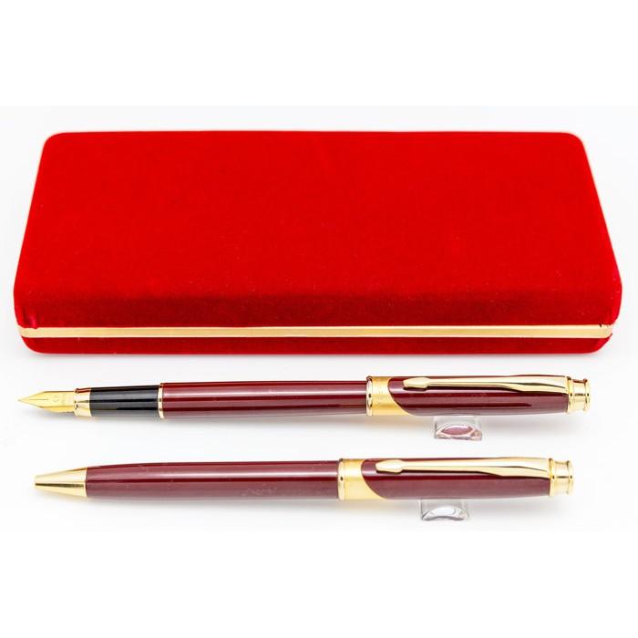 [早期] 台灣製 OMEGA亞米茄 1350鋼筆對筆 F尖