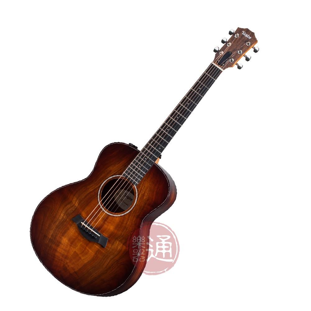 Taylor / GS Mini-e Koa Plus 36吋 面單 旅行電木吉他【樂器通】