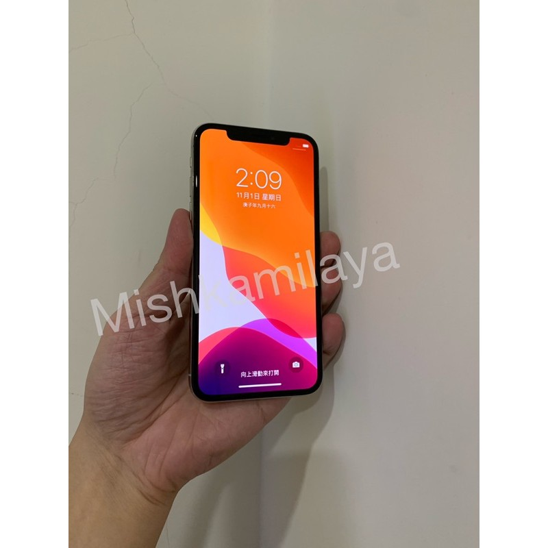 X Apple iPhone X IPHONEX 64G 256G 二手 中古