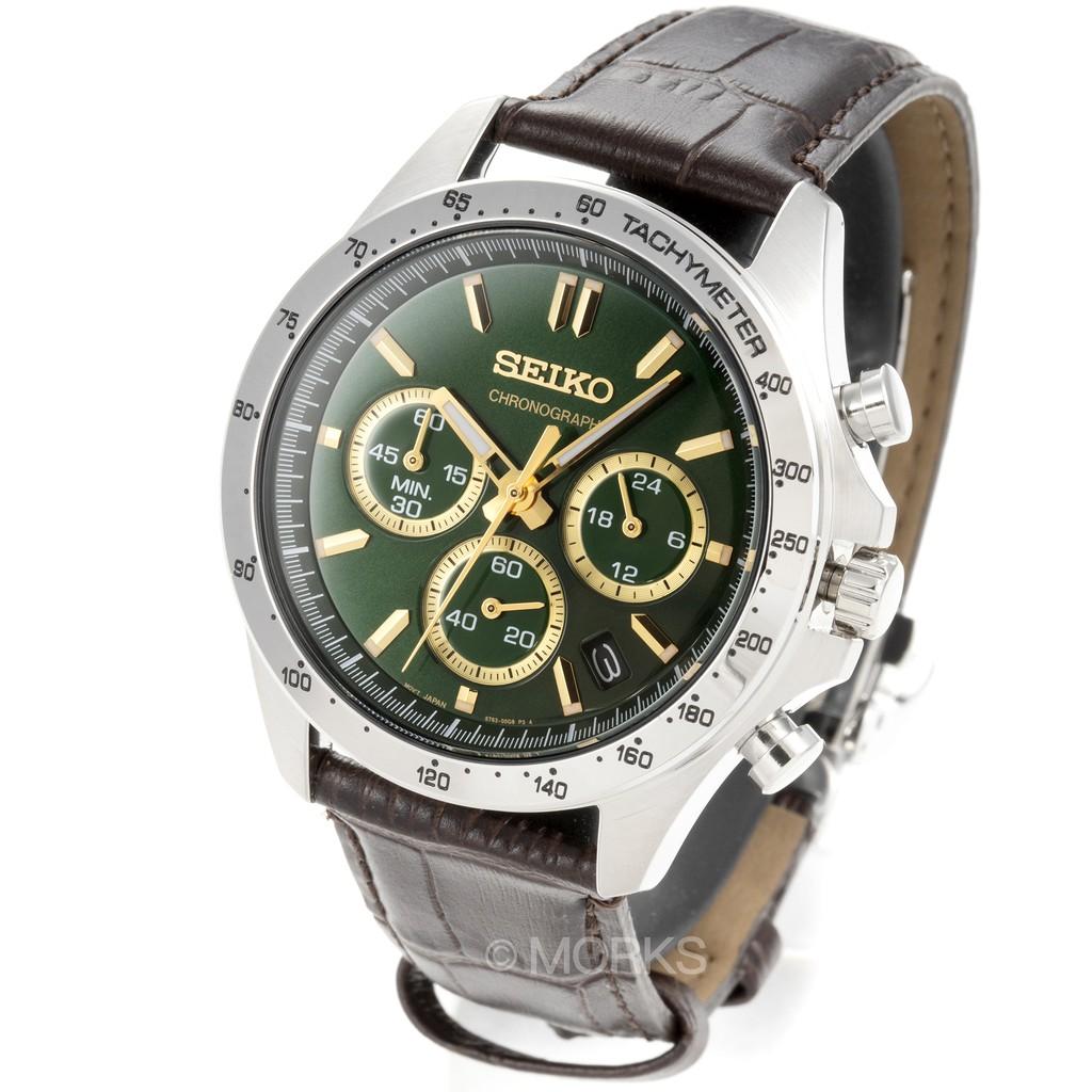 全新現貨 可自取 SEIKO SBTR017 手錶 41mm 日本限定 三眼計時 Daytona替代方案 男錶女錶