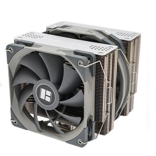 (現貨)◇利民霜靈FS140雙塔CPU散熱器4熱管i5 i7臺式機電腦amd靜音cpu風扇