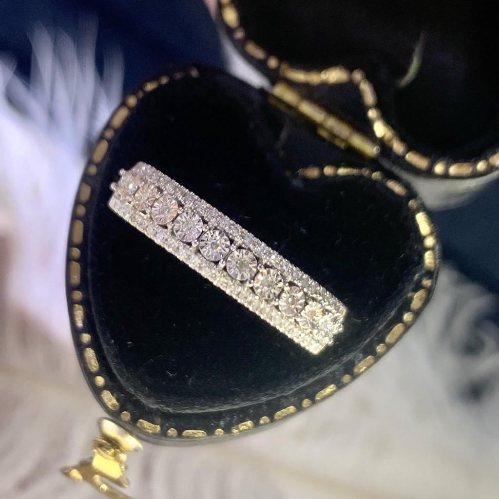 璽朵珠寶 [ 18K金 15分 放大 鑽石戒指 ] 微鑲工藝 精品設計 鑽石權威 婚戒顧問 婚戒第一品牌 鑽戒 GIA