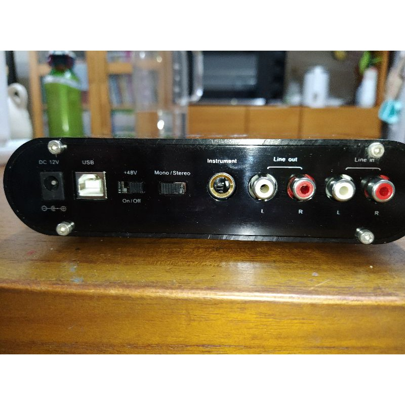 二手miditech audiolink II audio interface 錄音介面