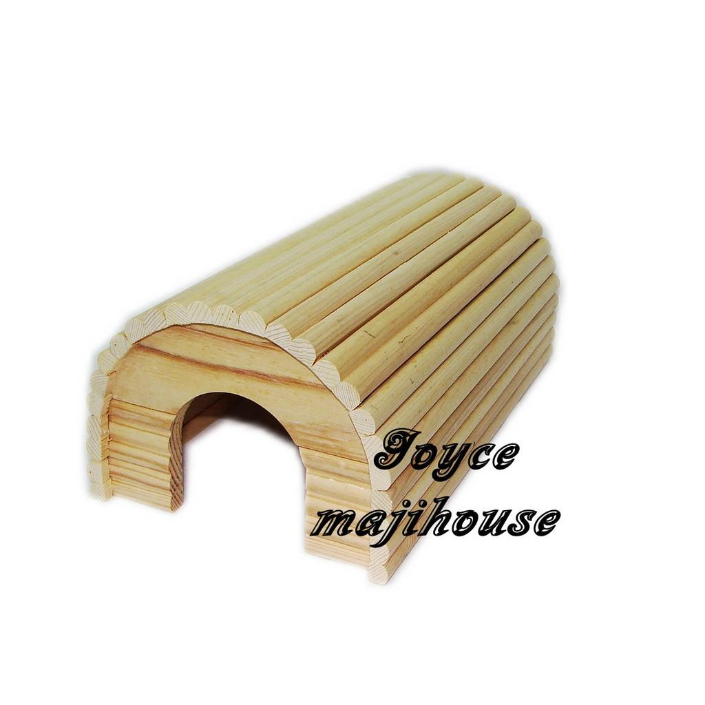 ※鼠來寶麻糬屋※天竺鼠、刺蝟專用半圓造型木屋