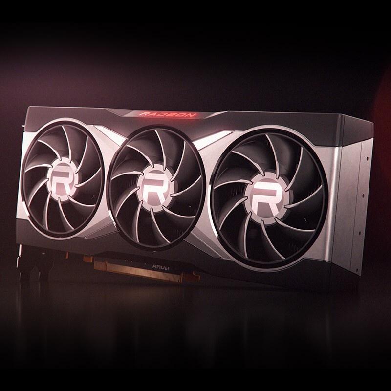 正品 快速出貨 ROG華碩TUF RX6900XT/6800/6700/6600 O16G猛禽O12G高端遊戲顯卡