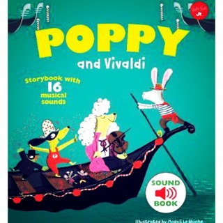 Poppy and Vivaldi音樂書