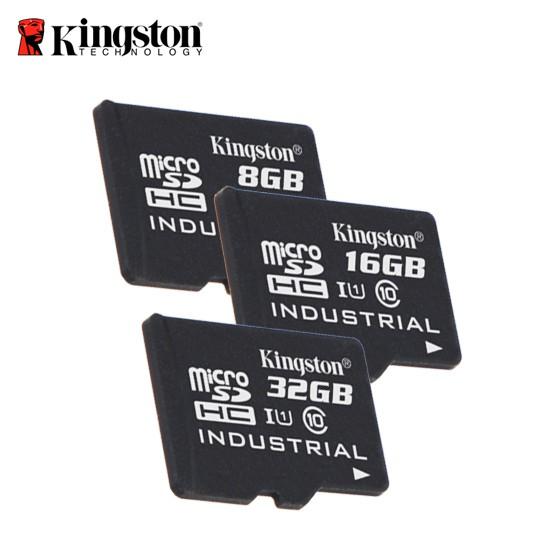 金士頓 8G 16G 32G INDUSTRIAL GRADE microSDHC UHS-I U1 工業用記憶卡MLC