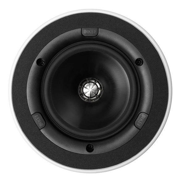 英國 KEF i130QR 圓型吸頂式喇叭 公司貨享保固《名展影音》