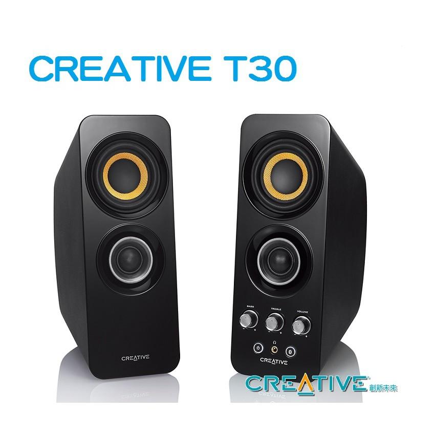 【現貨出清】創巨 創新未來CREATIVE T30 WIRELESS NFC無線藍芽喇叭 T30W