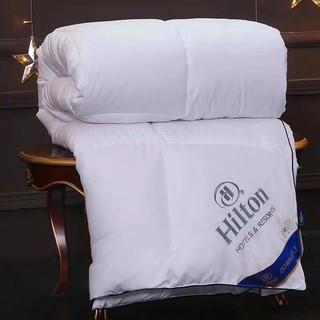 「399免運」希爾頓Hilton 五星級優質羽絨被 酒店加厚保暖棉被 雙人被芯被子禮品 冬被家紡美美百貨鋪 高雄市