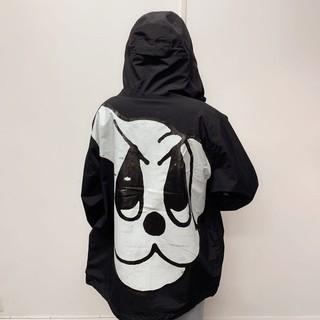 SUPREME Dog Jacket FW18J26 狗狗風衣外套黑色FW18WEEK1 玉米