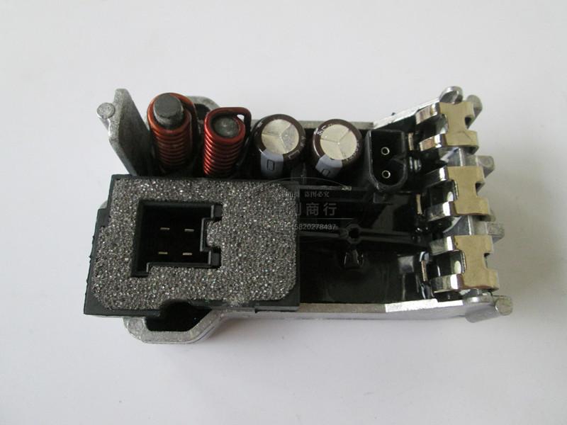 汽配熱銷適用於奔馳W163 W203 W211 W220 S280 S300 S320風機電阻鼓風機