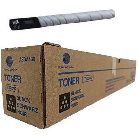 【數位3C】Konica Minolta TN-324 / TN324 黑色原廠碳粉 C258/C308/C368