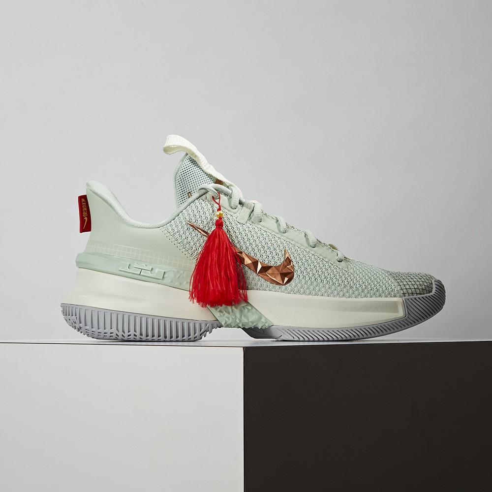 Nike Ambassador XIII 男鞋 湖水綠 包覆 XDR耐磨 橡膠 籃球鞋 CQ9329-300