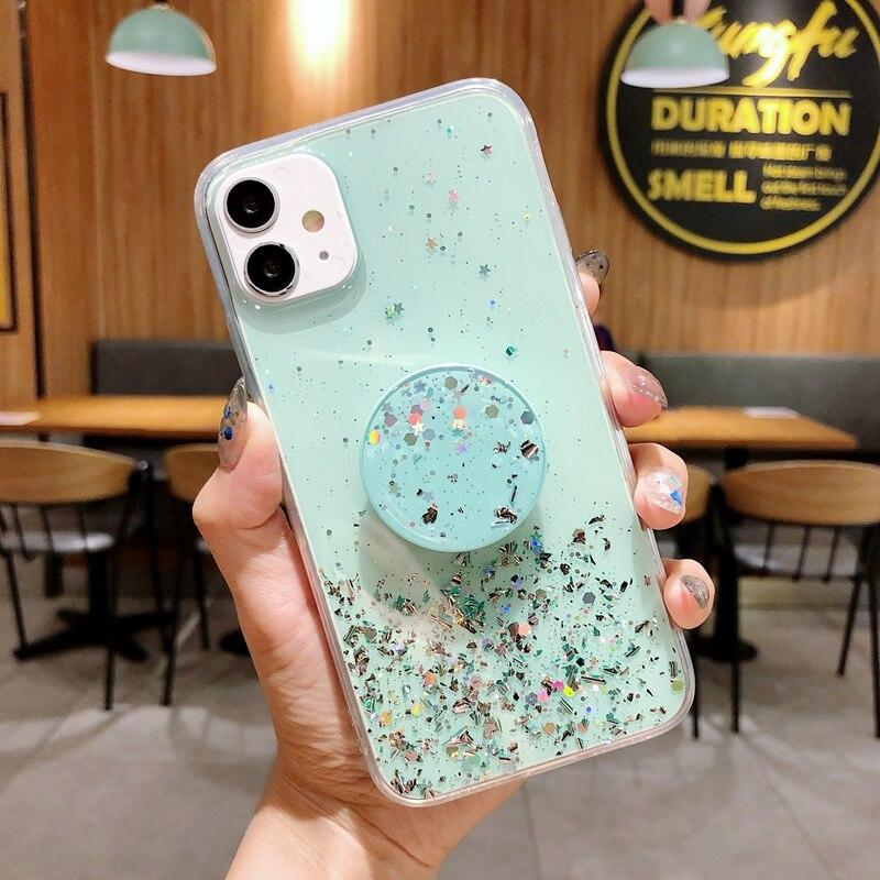 三星 Galaxy A41 A51 A71 A31 A20 A50 A70 S9 S10 S20 Plus Case E