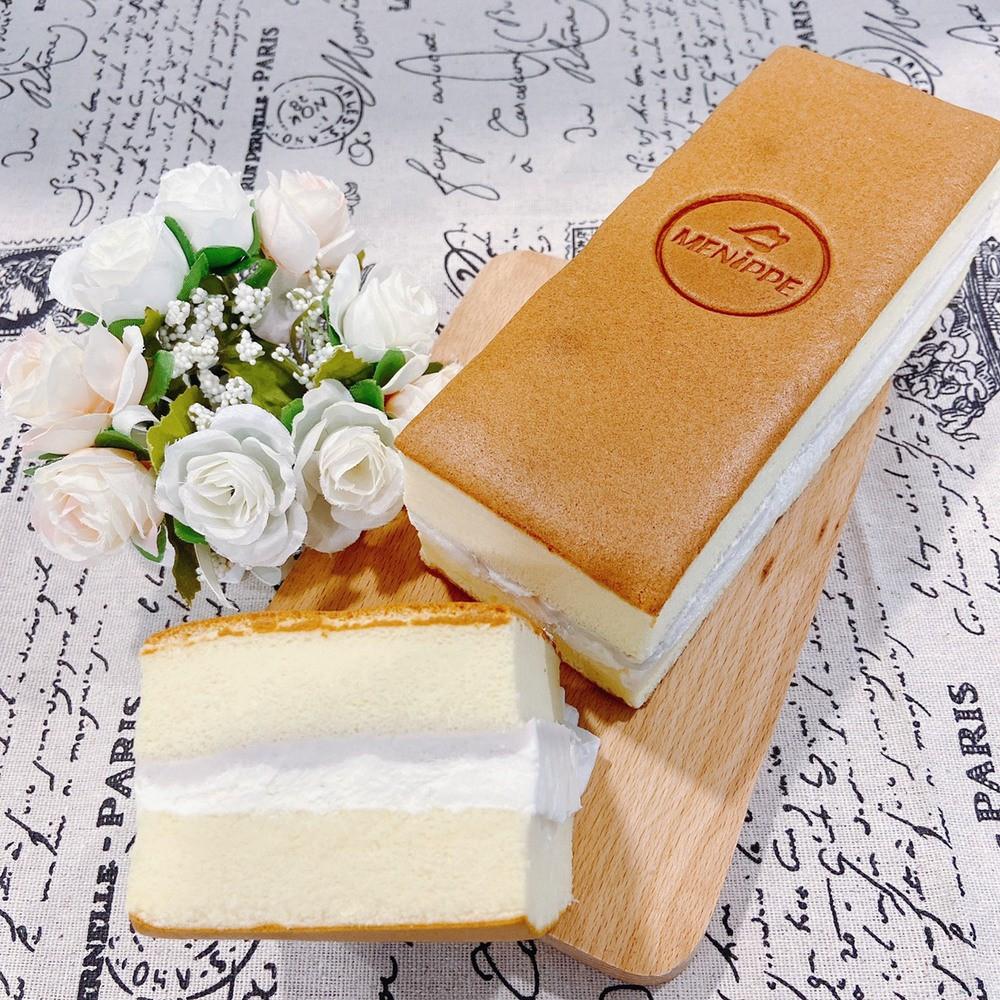 【MENIPPE 媚力泊】雪藏芋泥輕乳酪蛋糕 (手作蛋糕/伴手禮/彌月蛋糕)