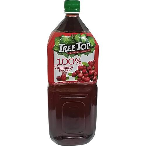 樹頂 100%蔓越莓綜合果汁(2000ml/瓶)[大買家]