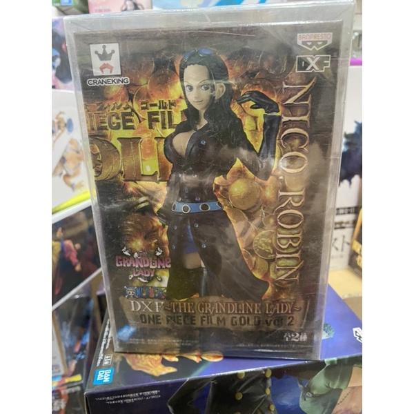 金證 海賊王 航海王 DXF 黃金城 ONE PIECE FILM GOLD 羅賓