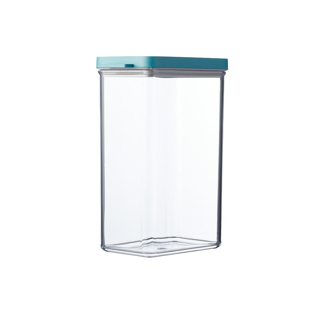 【荷蘭 Mepal】omni長方形收納罐2L-湖水綠《WUZ屋子》保鮮盒 餐廚 收納罐 Mepal 餐廚收納