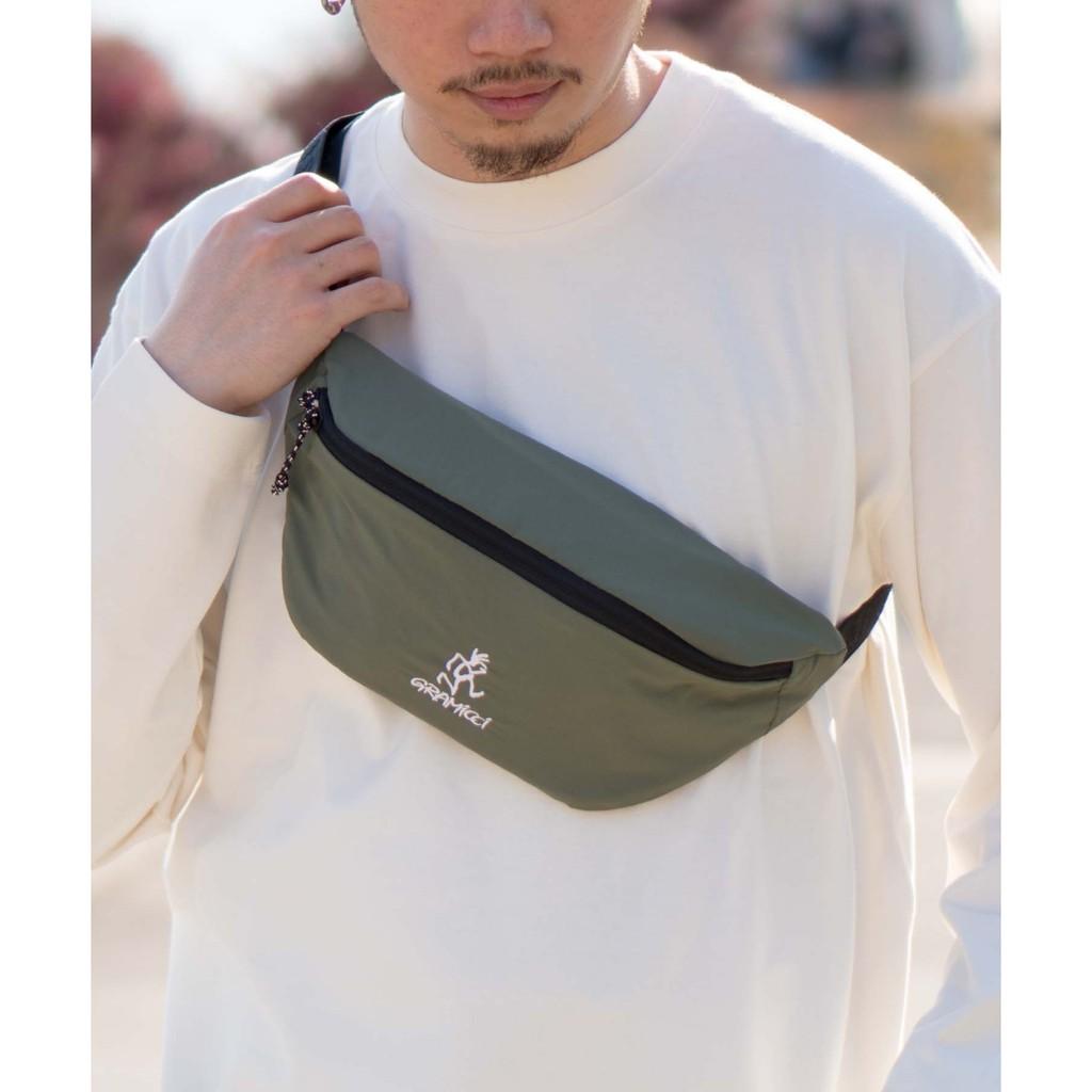 [ HUGE ]中原商圈 CIAOPANIC TYPY X GRAMICCI 腰包 肩背包 側背包 大容量