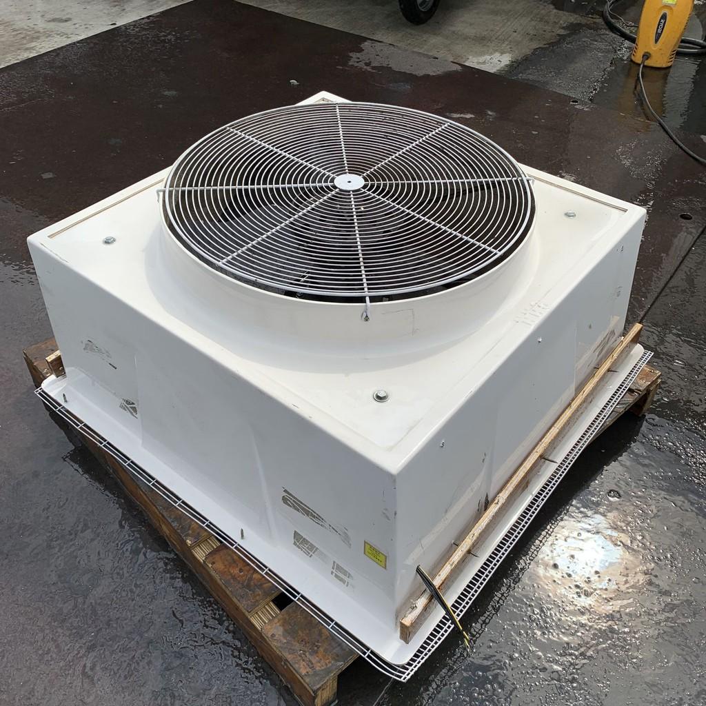 [龍宗清] FRP箱型排風扇(導流板) (19012802-0004)42吋 箱型通風機 箱型排風機 工業抽風機 排風