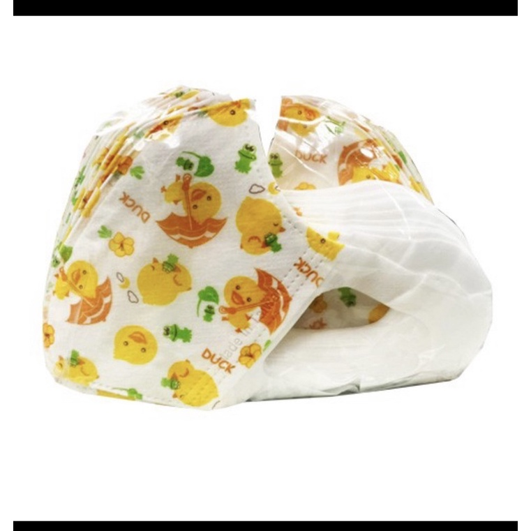 順易利 3D立體醫用兒童口罩 50入盒裝 幼幼口罩 立體口罩