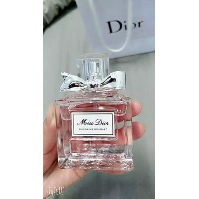 【Meet】Dior迪奧Miss Dior Blooming Bouquet 粉花漾甜心淡香水100ml附Dior禮袋
