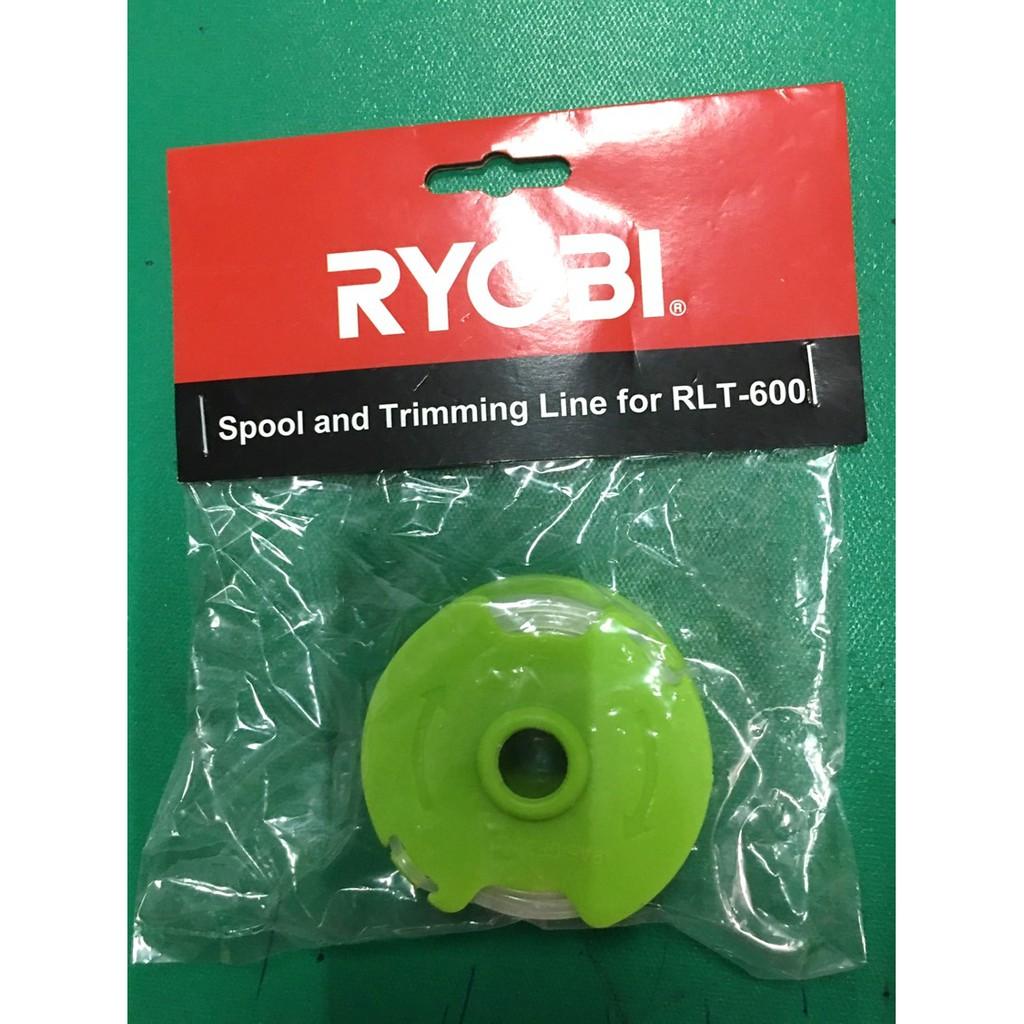 全現貨【利優比 RYOBI】 RLT-600 RLT-550 割草機 牛筋繩盤 尼龍繩盤 RLT600 RLT550