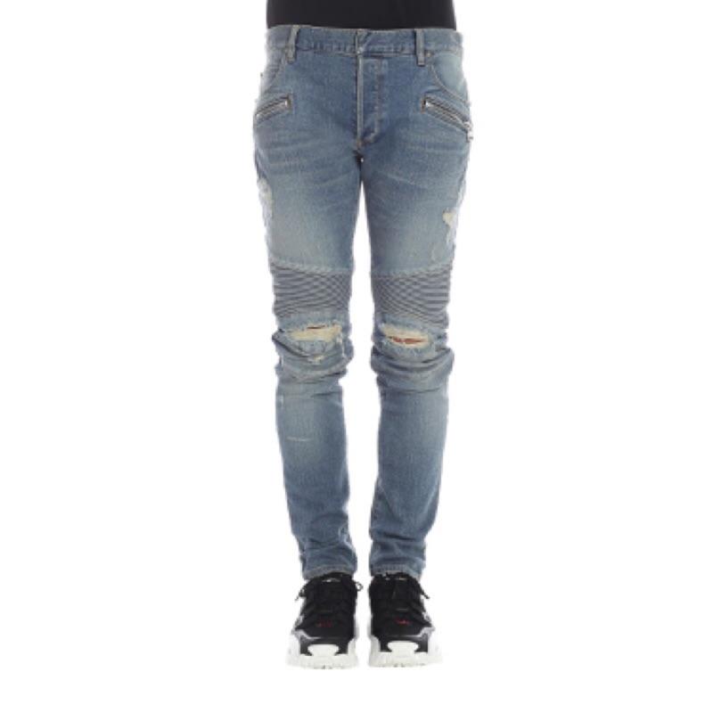 BALMAIN 牛仔褲