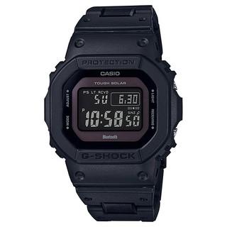 CASIO卡西歐G-SHOCK(電波錶) (樹脂複合式錶) 太陽能 GW-B5600BC-1B