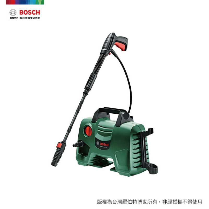 【免運送好禮】德國 BOSCH EasyAquatak 110 高壓清洗機 洗車機 EA110 1300W
