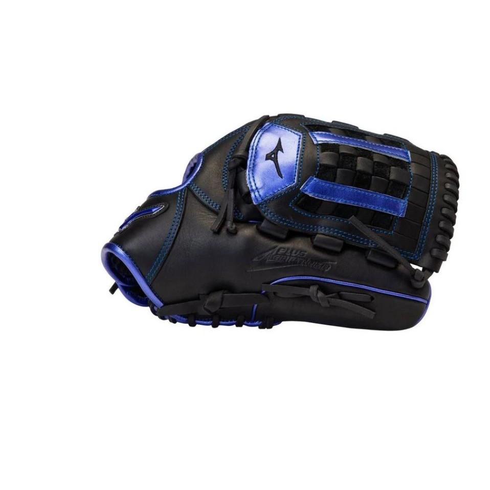 全新Mizuno美津濃mvp 硬式棒球手套 內野投手球檔手套 特價黑藍配色312841