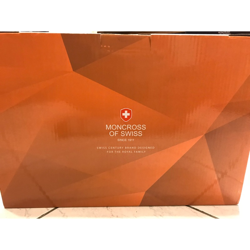 新春免運 現貨 Swiss 瑞士 MONCROSS橘鈦歡樂大團圓不沾鍋組 / 不鏽鋼琥珀典藏三件組