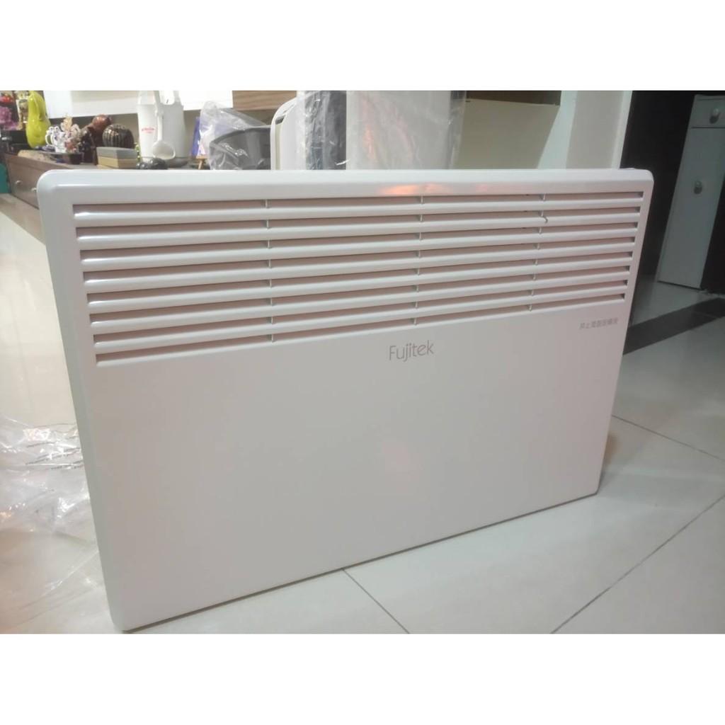 二手 富士電通 FT-FHP01 防潑水浴室 / 房間兩用電暖器