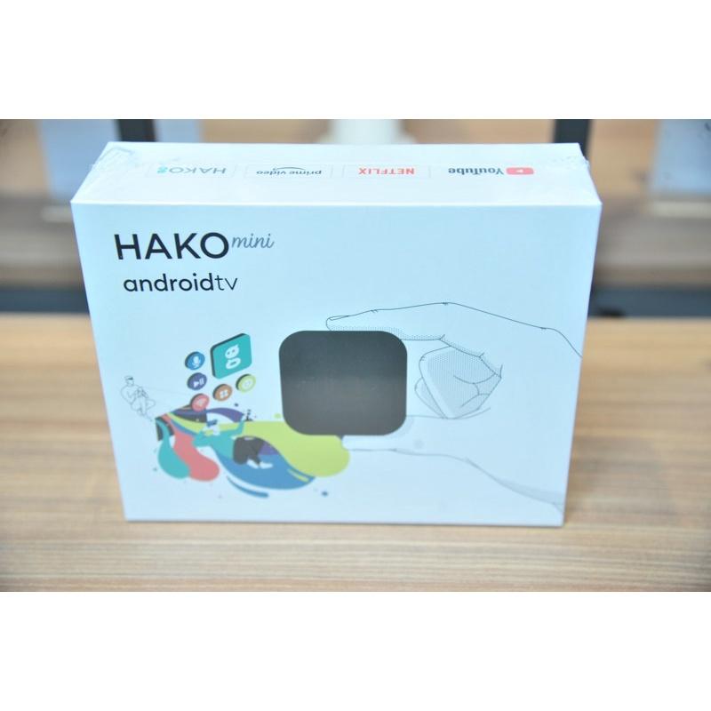【現貨】快速出貨。Hakomini【全新】 HAKO mini 智慧電視盒 NETFLIX 授權 台灣原廠公司貨