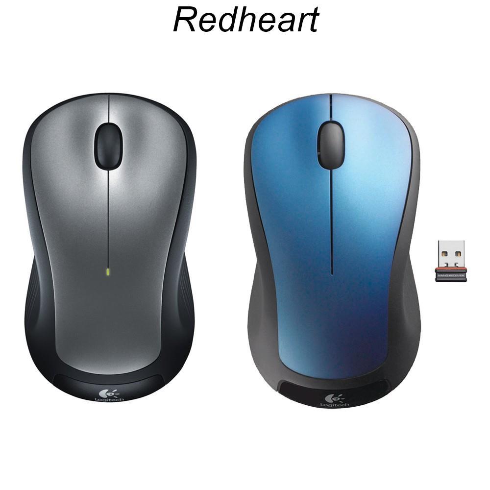 羅技 Logitech M310t 無線 雷射滑鼠 2.4 GHz 迷你接收器Redheart 3C電腦配件