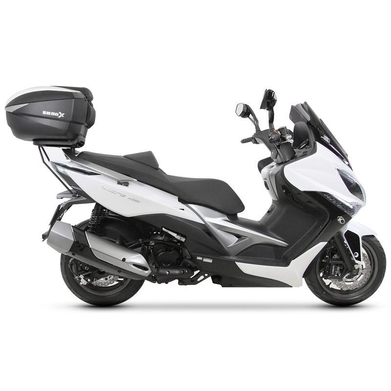 SHAD 摩斯達公司貨 KYMCO 光陽 XCITING 400I 2013~17年款專用後箱支架 MOTO
