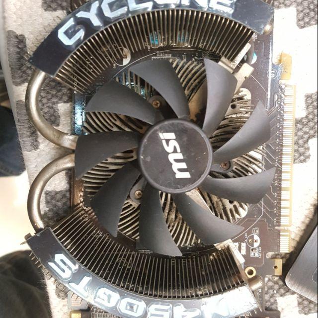 MSI N450GTS 1GD3