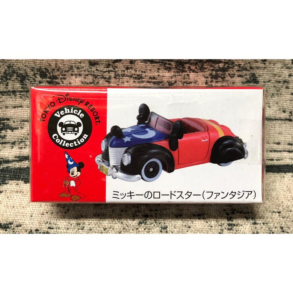 《GTS》日版 TOMY TOMICA 東京迪士尼樂園限定 米奇魔法車