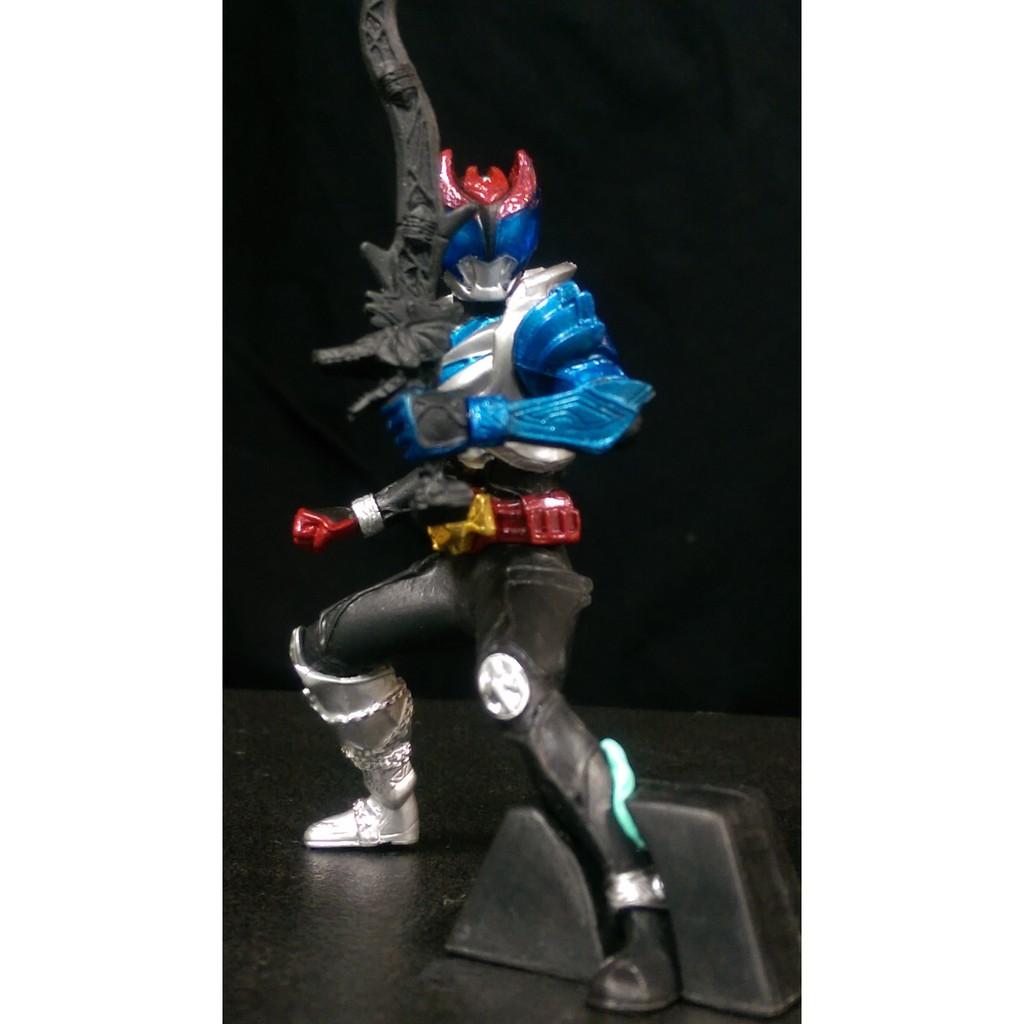 A-7 櫃 現狀品: HG KAMEN RIDER 〜覺醒!第二力量篇 假面騎士 KIVA 加魯魯型態 握拳 天富