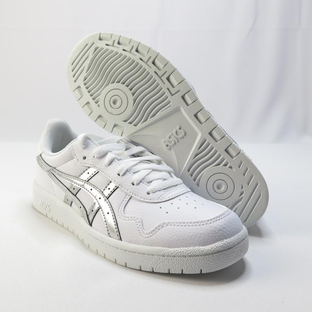 ASICS TIGER JAPAN S 休閒鞋 正品 1192A185101 女款 白銀【iSport愛運動】