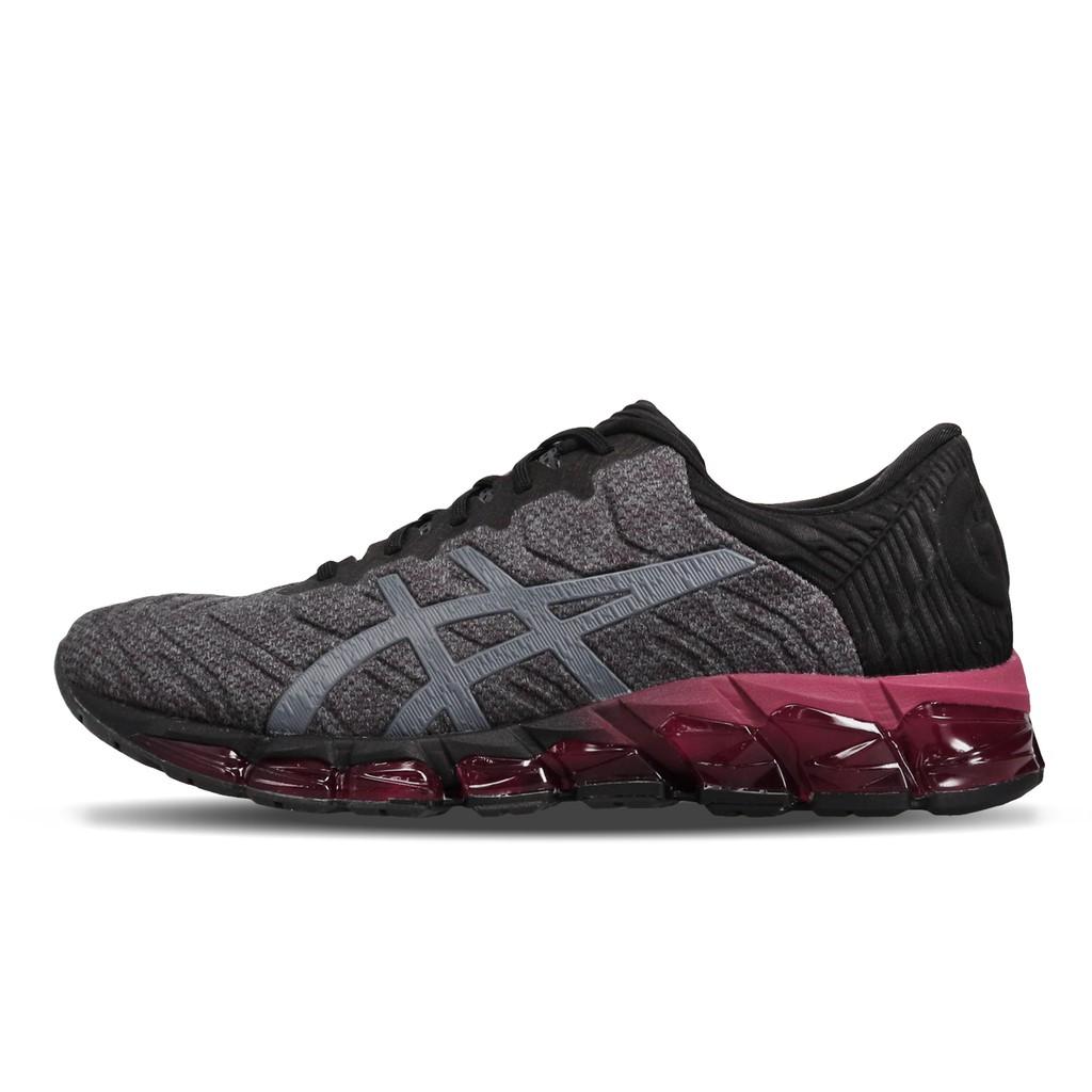 Asics 慢跑鞋 Gel-Quantum 360 5 黑 灰 男鞋 1021A186-001 亞瑟士 【ACS】