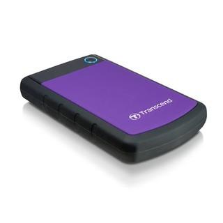 創見 25H3P 25H3B 1TB 2TB 4TB 紫色 藍色 2.5吋 軍規防震 行動硬碟 外接硬碟 元佑科技 臺北市