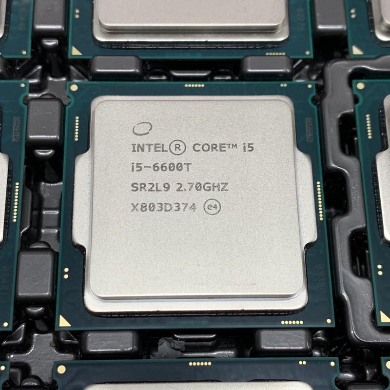 照過來❣️Intel i5-6600T 全新 散裝 保固