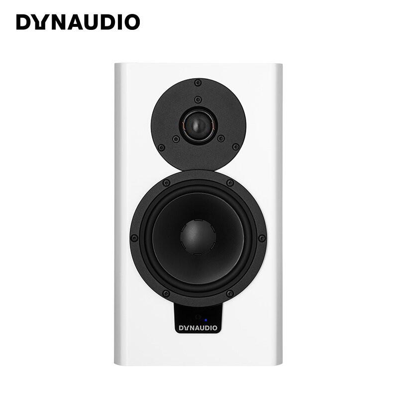 遠望數碼 丹拿(DYNAUDIO)Xeo 20 丹麥進口20無線藍牙HiFi有源音箱書架式高保真音響 白色一對