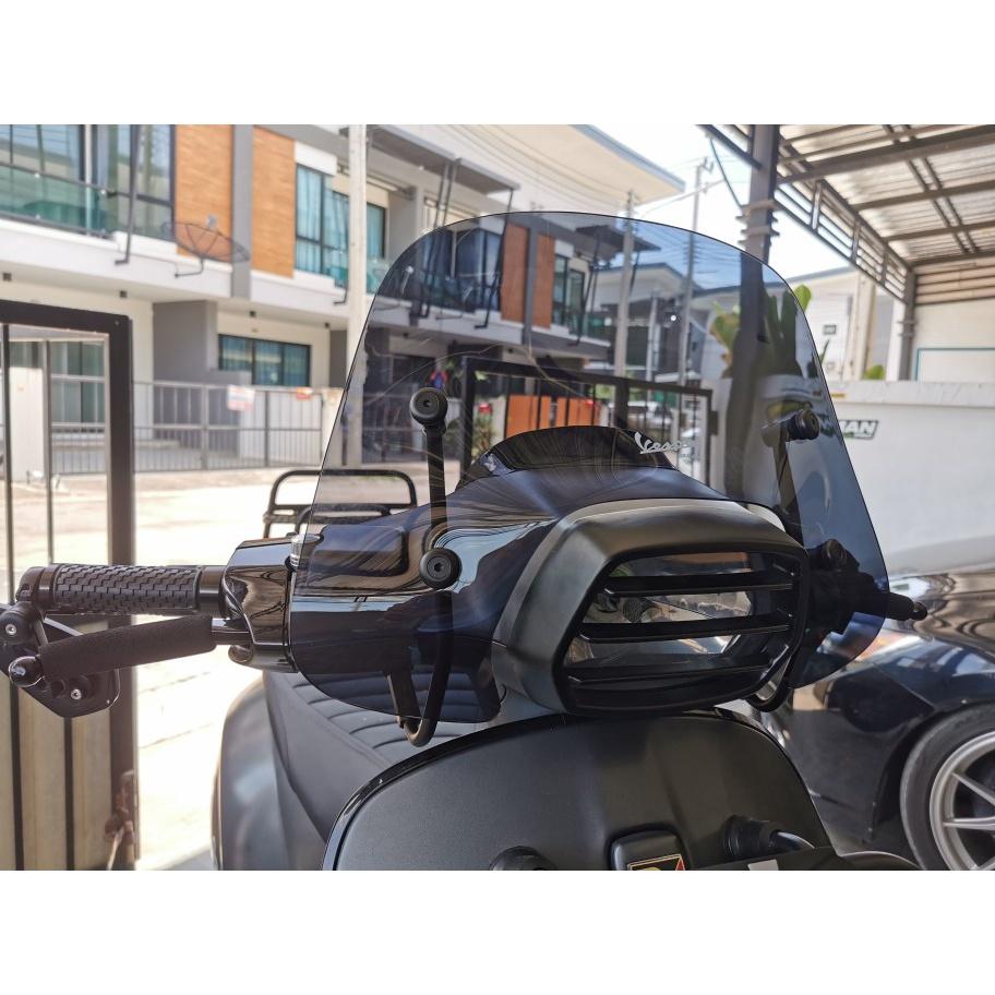 Moto橘皮 VESPA SPRINT 衝刺 風鏡 150 125 泰國進口 另有LX GTS300 PRIMAVERA