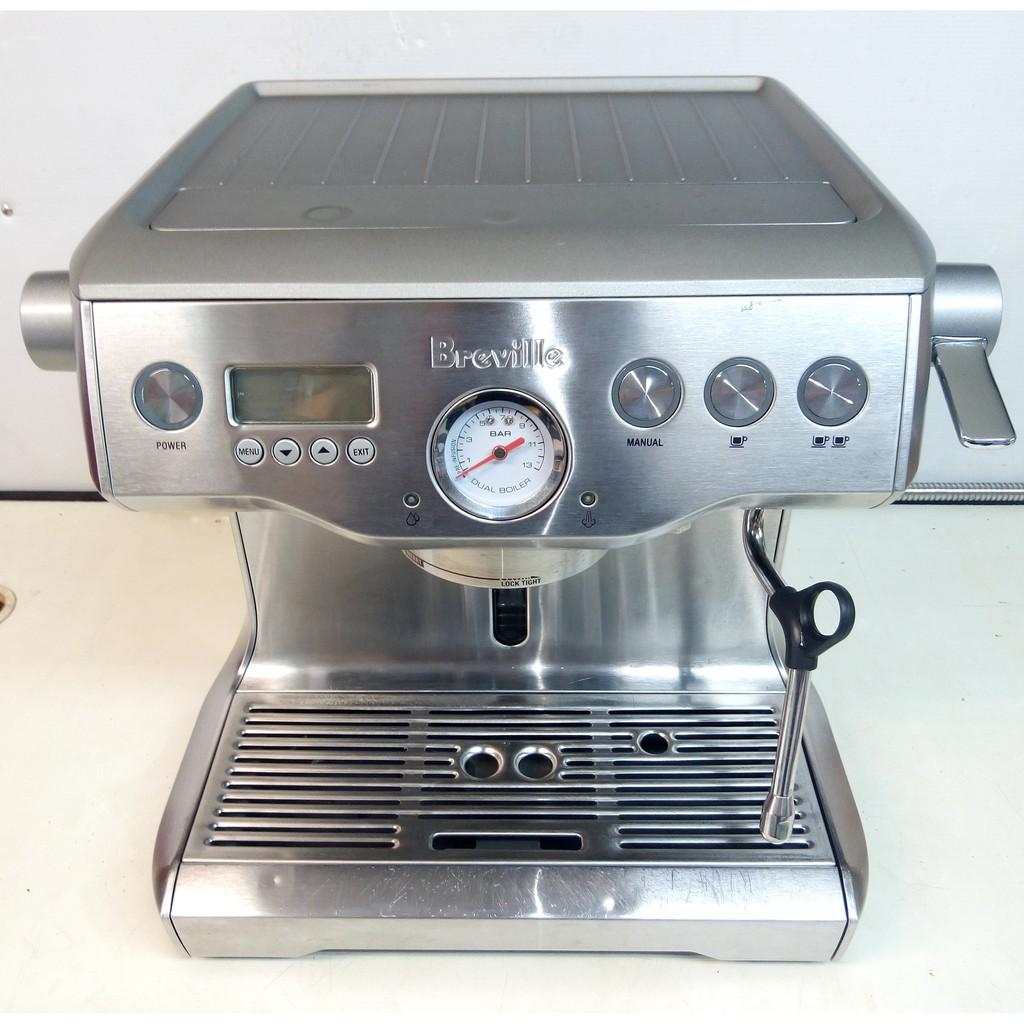 台北現貨有保固 Breville BES900XL 900 鉑富百富利 咖啡機 美規雙鍋爐 920 980參考